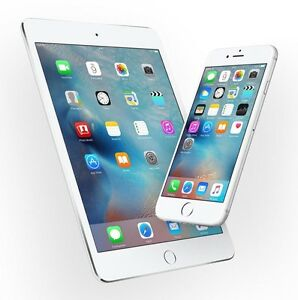 iPhones and iPads screens replacement