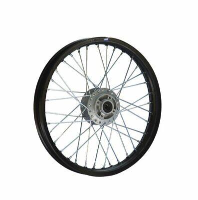 HMParts Pit Bike Dirt Bike Cross Hinterradfelge Stahl Felge 12 Zoll hinten sw