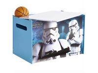 Star Wars toy box brand new storage box