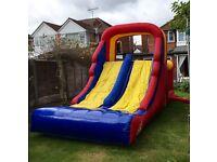 2 Large Bouncy Castles for Sale