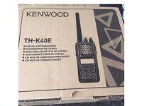 Kenwood th-k40e