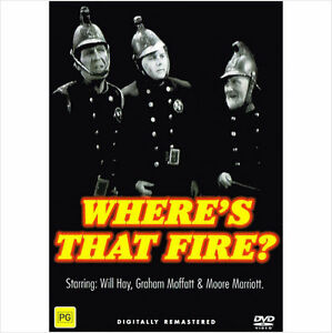 WILL HAY DIGITALLY RESTORED DVD