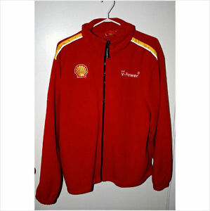 Original Shell Gas Station Coat Size Small