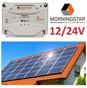 NEW SOLAR PANEL CHARGE CONTROLLER PS-30 221118188 MORNINGSTAR PROSTAR 12V/24V