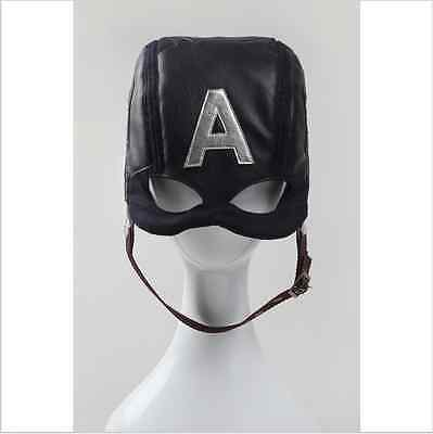 Hot Captain America Avengers Age of Ultron Steven Rogers Cosplay Hat Accessories