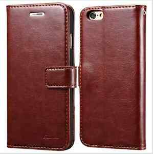 Brown IPhone 6/6s case, real leather Kitchener / Waterloo Kitchener Area image 1