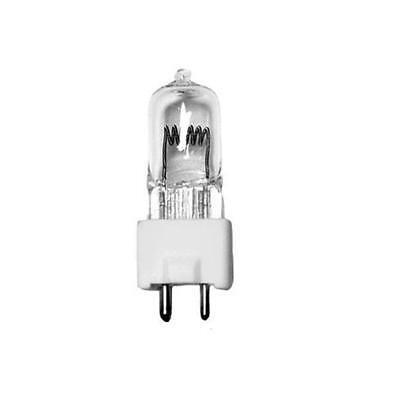 Base Clear Halogen Lamp - DYS 600W 120V 3200K GZ9.5 BASE CLEAR HALOGEN LAMP DYS/DYV/BHC