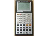 World's First Graphic Calculator - Casio fx-7000G - Boxed