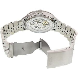 Unused FOSSIL Mens Townsman Automatic Watch ME3044 Silver colour London Ontario image 2