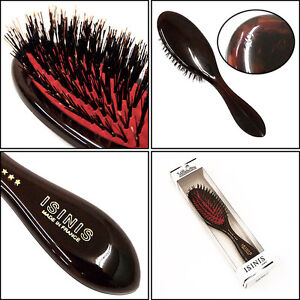 ISINIS Large Cushioned Hair Brush Made in France (Model: 210)