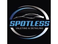 Car Valeting and detailing