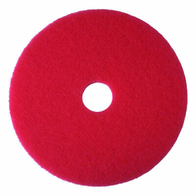 3m Red Buffer Pad 5100 20 Floor Buffer Machine Use Case Of 5new Damaged Box