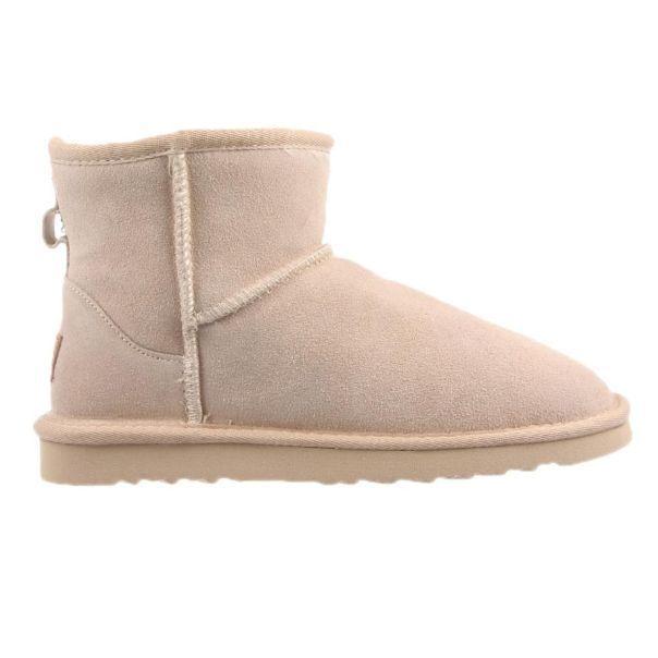 c631045a77d UGG BOOTS SUEDE Womens Leather Sheepskin Grosby Jillaroo Chestnut ...