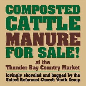 Composted Cattle Manure