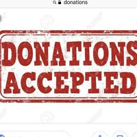 Donations for Jack and Jill