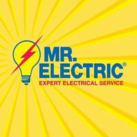 Looking for 2nd year to Jman level electrician