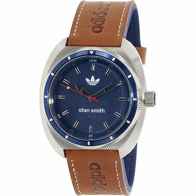 adidas ADH3006 Mens Stan Smith Analog Display Quartz Brown Watch