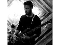 Bass guitar teacher available