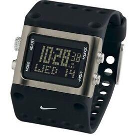 Nike Mettle Sledge wrist watch WC0040 - Black