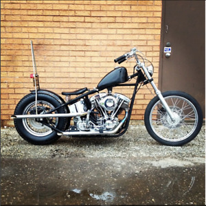82 SHOVELHEAD CHOPPER