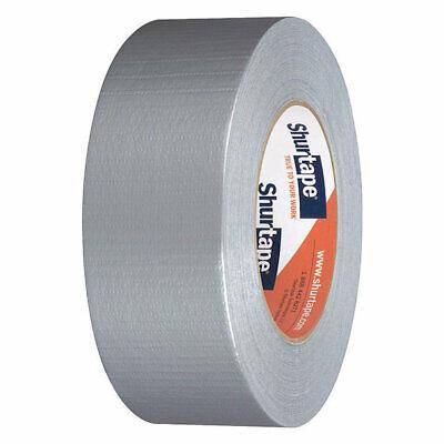 Shurtape Pc 621 2 X 108 Heavy Duty Cloth Duct Tape Silver