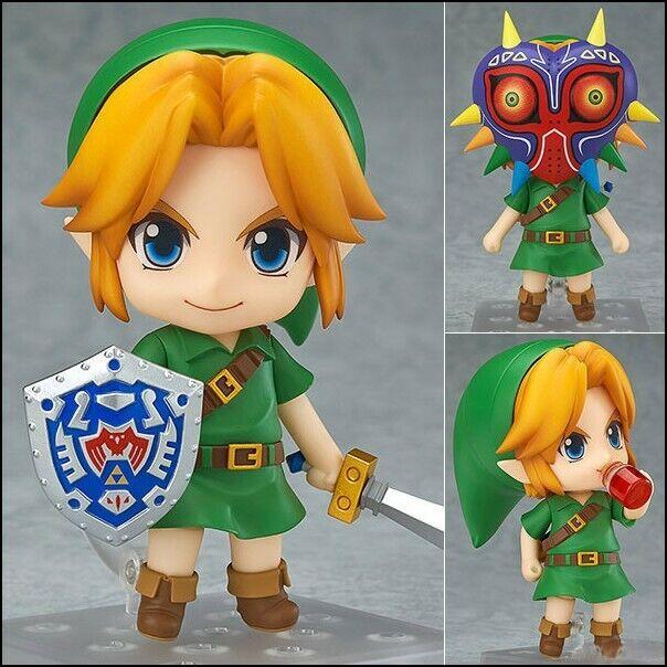 Nendoroid 553 The Legend of Zelda Link Majora