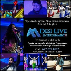 Bollywood & Punjabi Entertainment for your Events