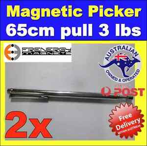 2X-Telescopic-Magnetic-Pick-up-Picker-Tool-65cm-3Lbs
