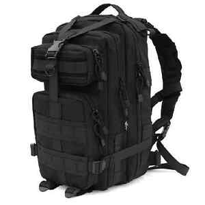 US-Military-Army-Utility-Tactical-Survival-Hunting-Camping-Gear-MOLLE-Backpack