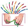 1 Bendeez bend shape sensory bendy fidget toy autism occupational therapy