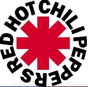 Red Hot Chilli Pepper Tickets - Lower Bowl