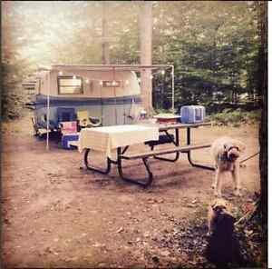 New Year, New Adventures in this awesome '75 Boler Trailer!