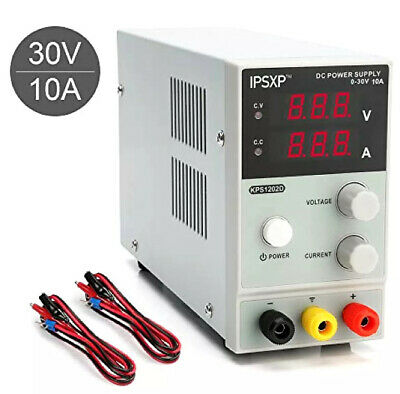 Variable Dc Power Supply Ipsxp Kps1203d Adjustable Switching Regulated See Desc