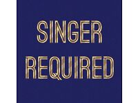 Male vocalist required for theatre show.