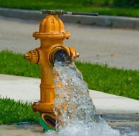 Looking for fire hydrant technician