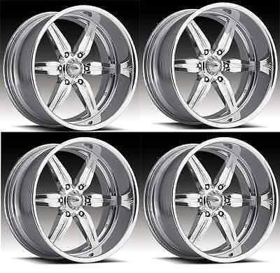 "22"" inch pro wheels spit fire 6 custom rims us mags american racing foose"