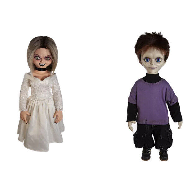Trick or TreaT Studios Tiffany Doll And Glen Doll Bundle Childs Play