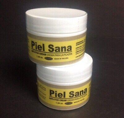 3 Pack Piel Sana Anti Itching Cream Skin Care