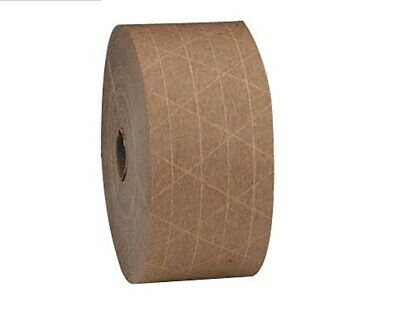 Staples Standard Grade Paper Packaging Tape 2.8 X 125 Yds Brown