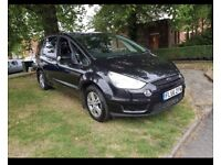 FORD S MAX 7 SEATER