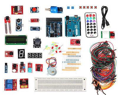 Experimentation Kit - Original Arduino Leonardo board Experimentation Kit Match RepRap Ramps Pololu