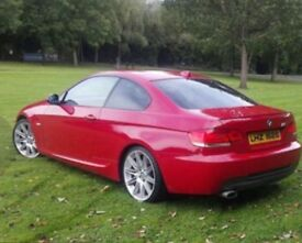 BMW 320D MSPORT COUPE