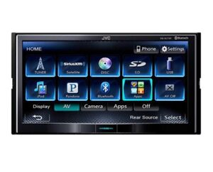 JVC Double Din Touch Screen