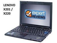 Lenovo X201 Intel Core i5 2.4Ghz, 4GB Ram 160GB WEBCAM WIFI, Win7 Pro 64-bit laptop SALE NOW ON!!!