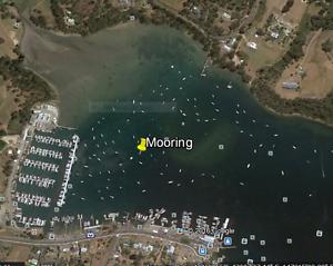 Mooring for sale 10.06m/33' - Kettering Kettering Kingborough Area Preview