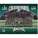 Philadelphia Eagles 2017 Super Bowl LII Champions Sit Down 8x10 Team Photo