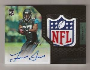 2017 Certified Leonard Fournette Rookie Autograph NFL Shield 1/1