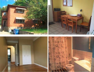 Walk to MAC - 2 Clean Units (4 + 4, not basement) for Rent - May