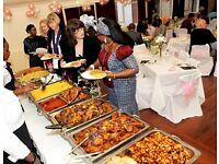 LONDON AFRICAN & CARIBBEAN EVENT CATERING SERVICE, WEDDINGS, VENUES HIRE & CATERING EQUIPMENT HIRE