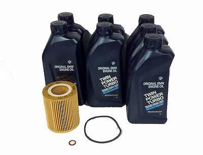 BMW E46 Oil Change Kit 325i 328i 11427512300, 83212365946